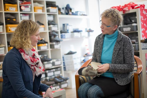 Die Schuhmacher Uelzen - Beratung gesunde Schuhe