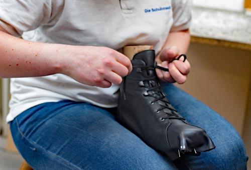 Die Schuhmacher Uelzen - gesunde Füße durch Schuhe nach Maß