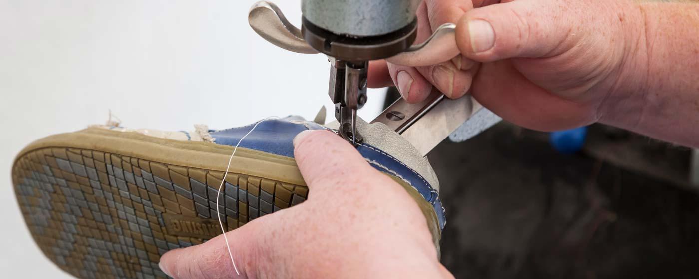 Die Schuhmacher Uelzen - Reparaturservice - Header